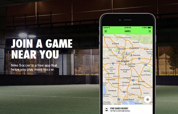 nike soccer app - nike-soccer-app